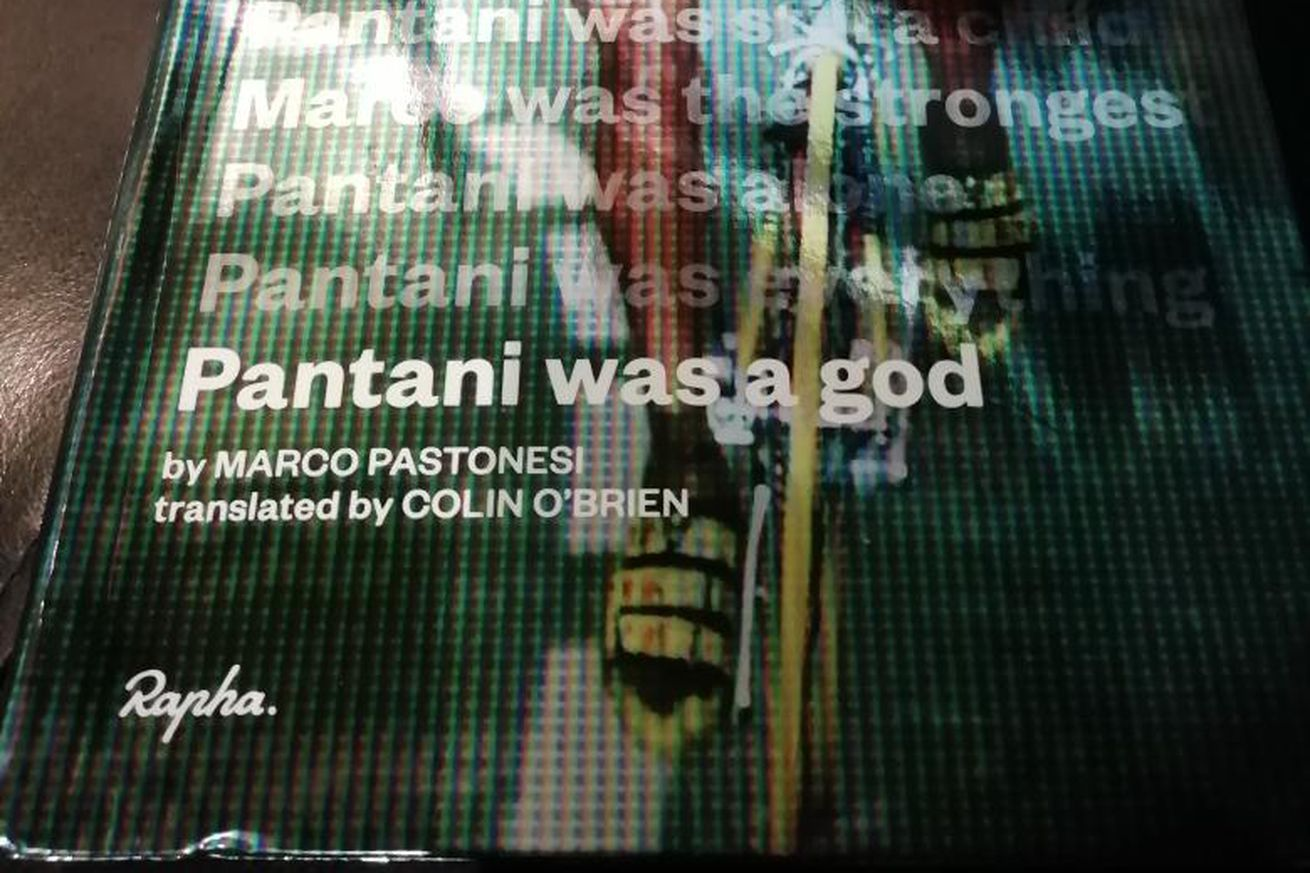 Pantani Was a God, by Marco Pastonesi