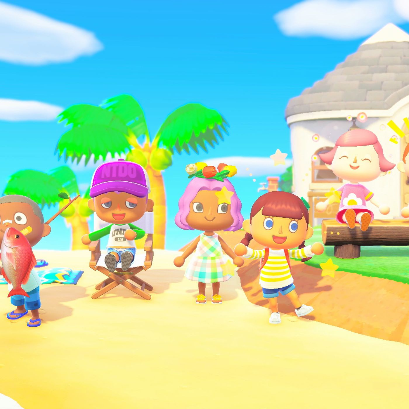The Terror Of Sharing An Animal Crossing Village Polygon