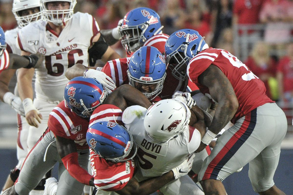 Ole Miss Defensive Preview: Are they as good as S&P+ say they are?