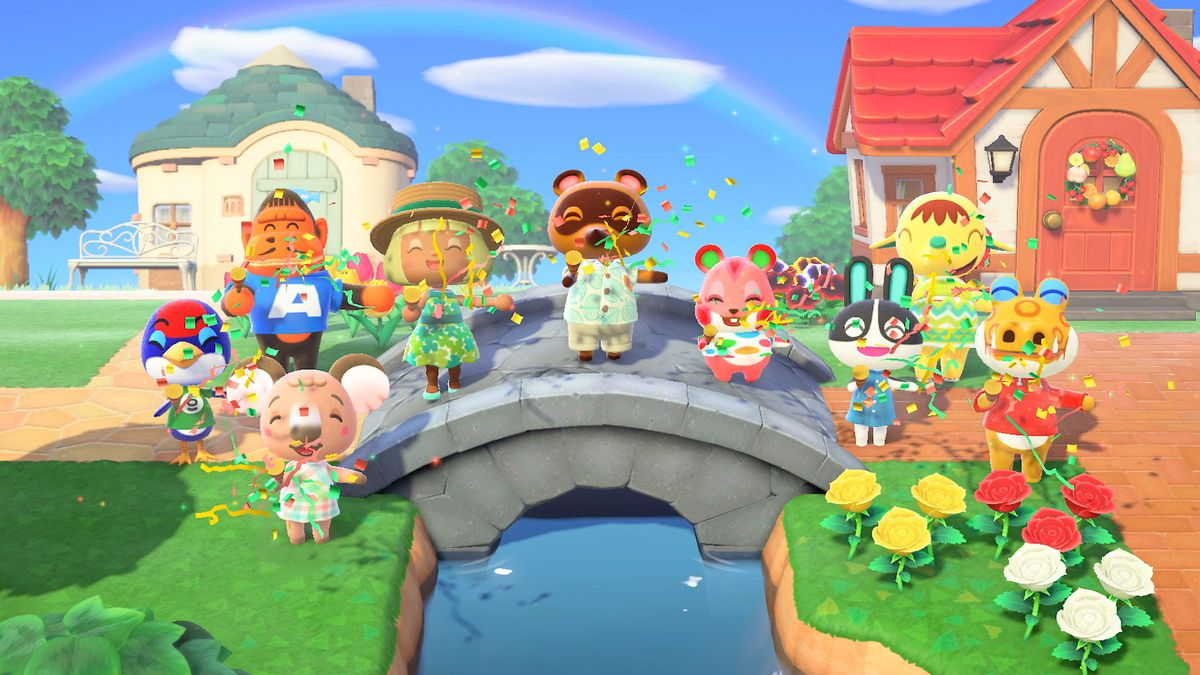 Animal Crossing: New Horizons: hands-on with Nintendo's adorable Switch  life sim - The Verge