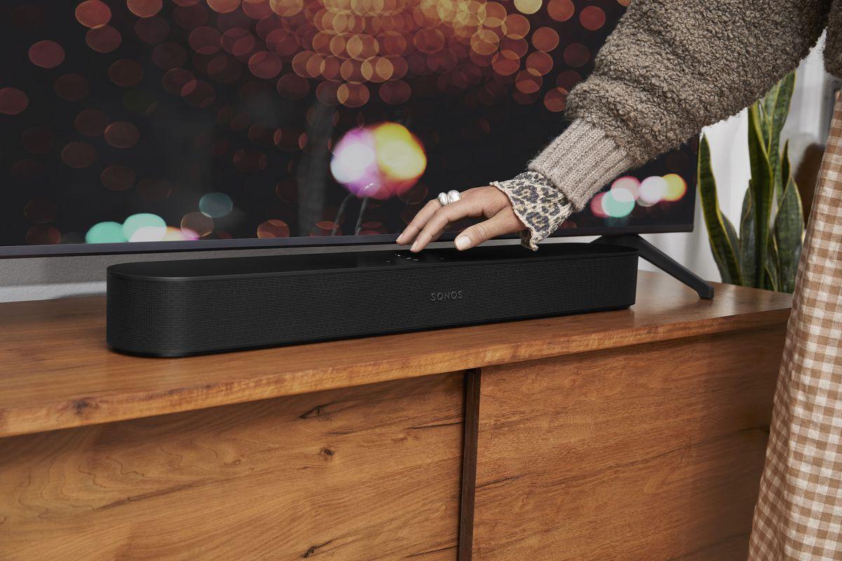Sonos announces second-gen Beam soundbar with Dolby Atmos