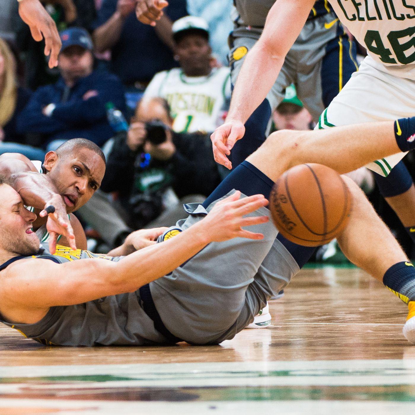 a523993c8aa7 Preview  Indiana Pacers at Boston Celtics - Playoffs Round 1 Game 1 -  CelticsBlog
