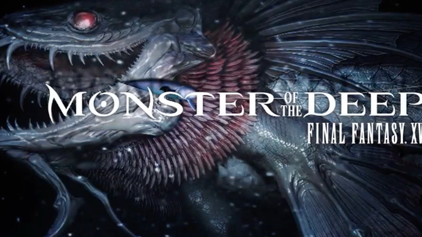 Final fantasy xv is getting a vr fishing spinoff the verge for Final fantasy 15 fishing