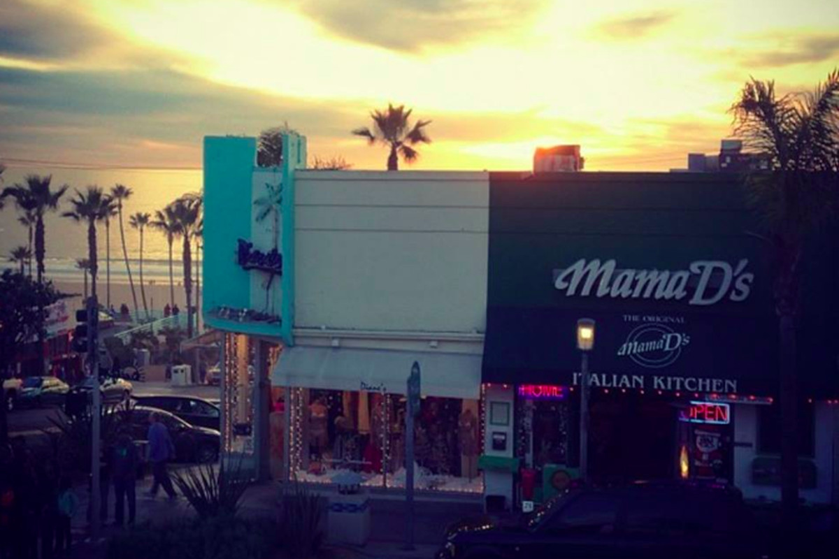 Mama D S Manhattan Beach