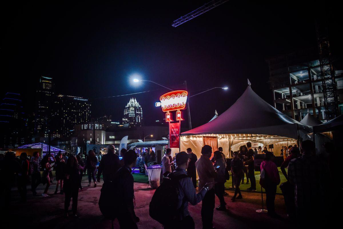 SXSW SouthBites in 2016