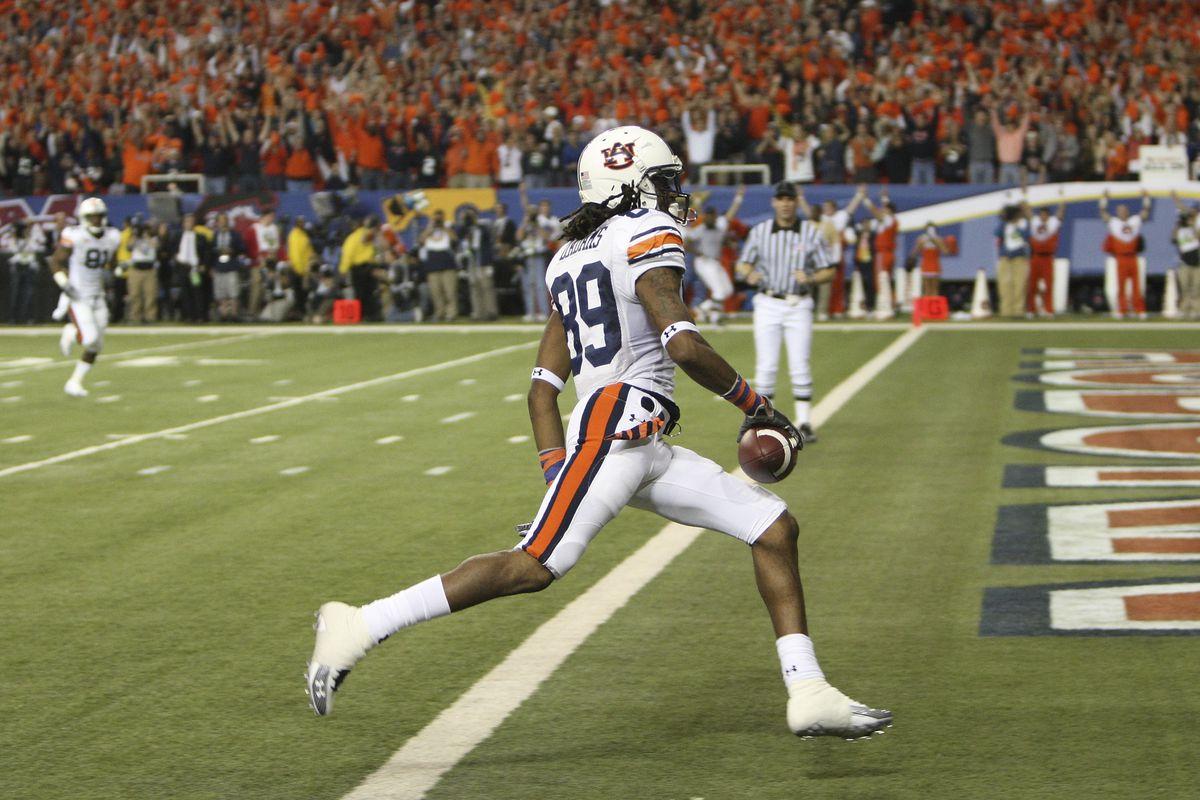 SEC Championship - Auburn v South Carolina
