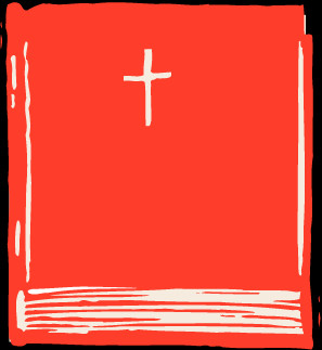 Illustration of the bible.