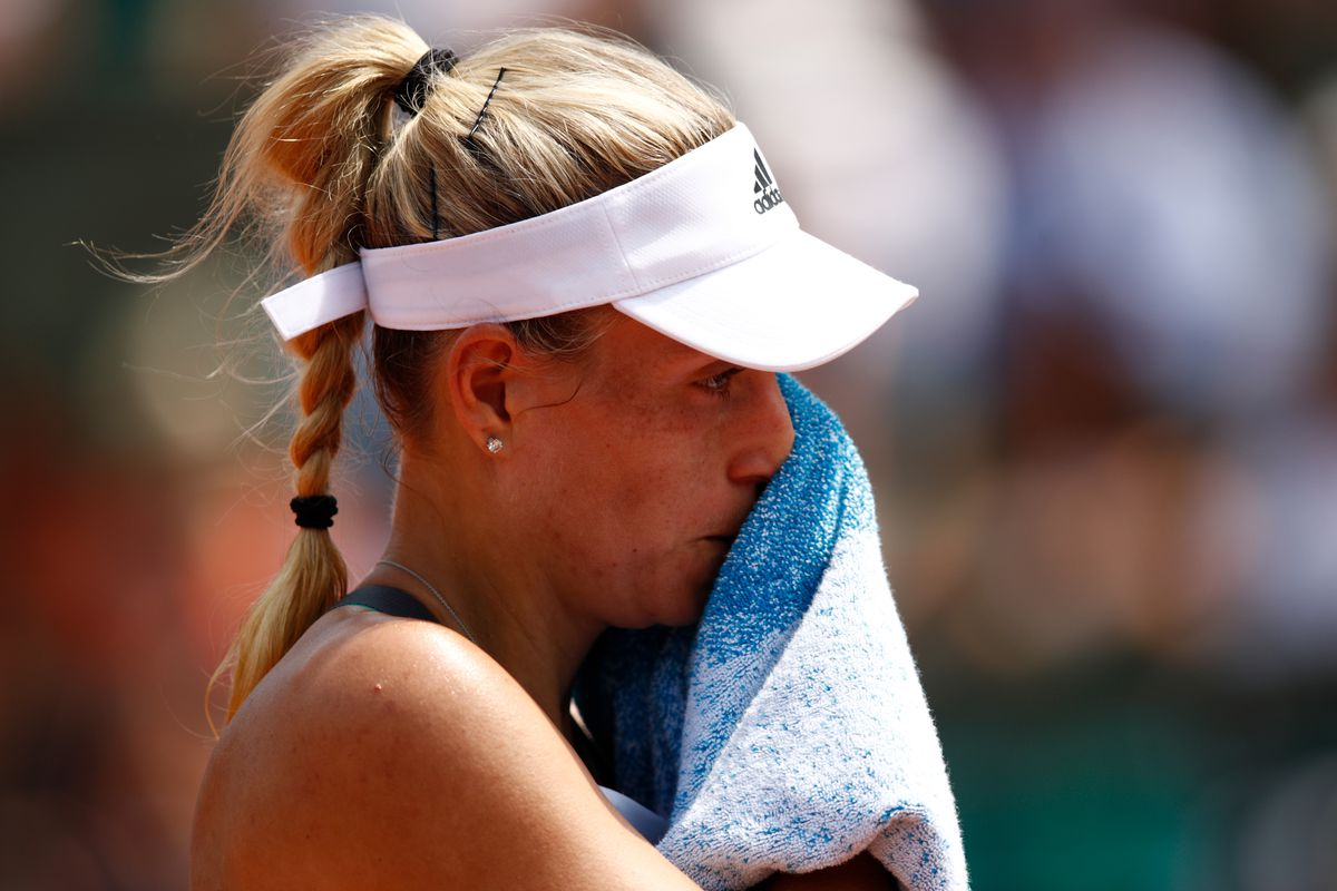 French Open at a glance: Kerber loses, Kvitova wins