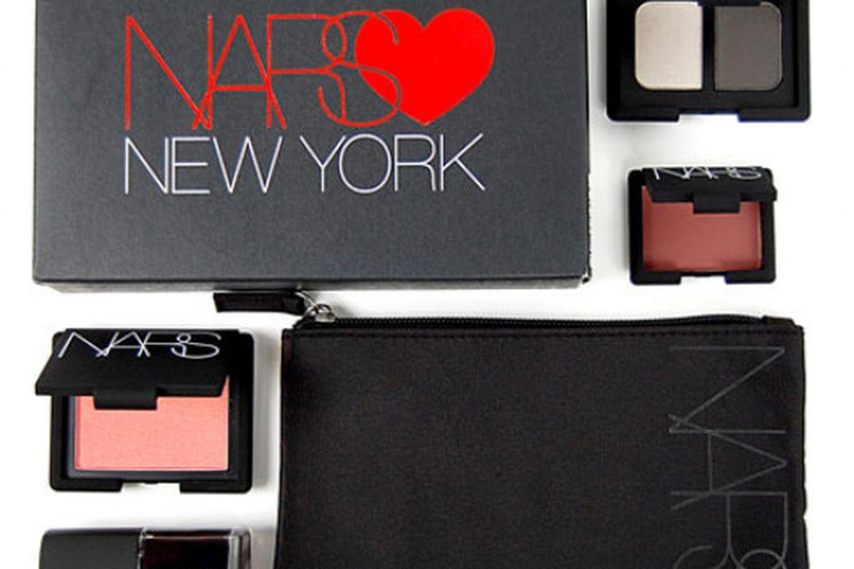 "Image via <a href=""http://www.style.com/beauty/beautycounter/#franois-nars-hearts-new-york"">Style.com</a>"
