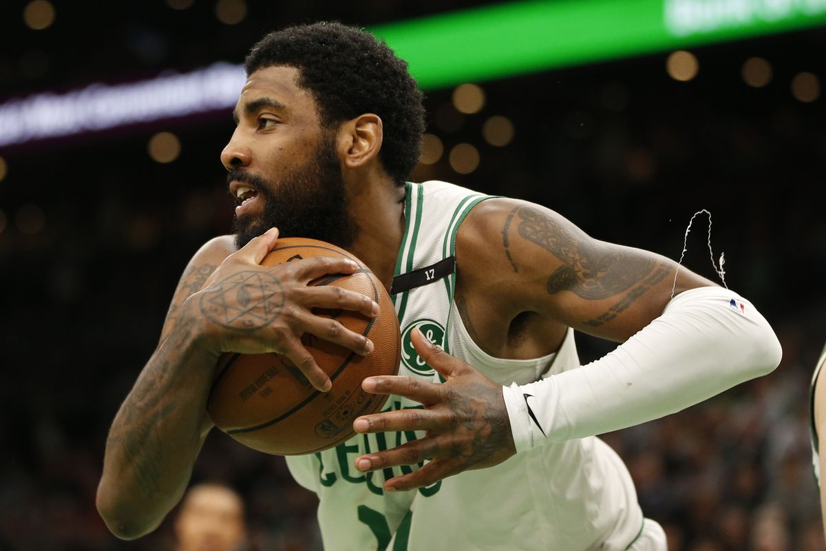 on sale b225a 819a4 Reports: Nets, Kyrie Irving have mutual interest - NetsDaily