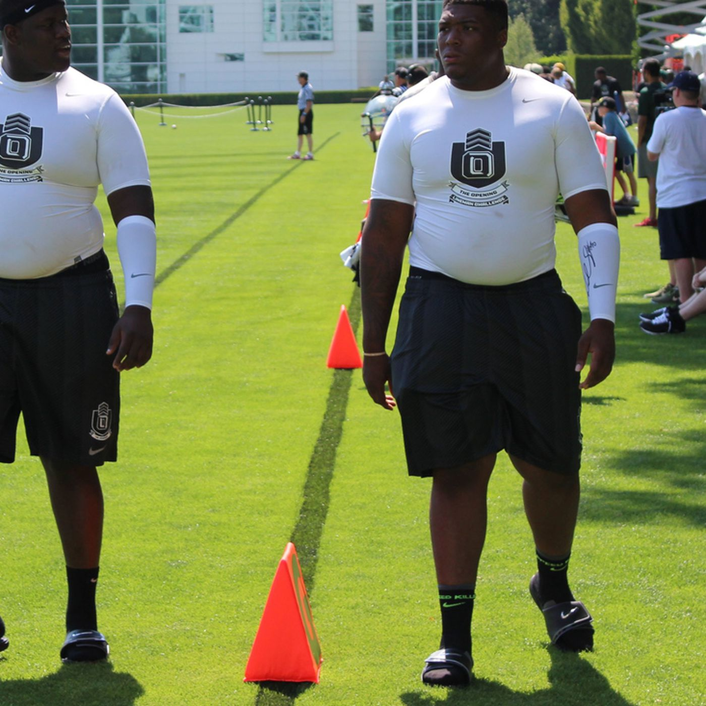 official photos f24ea d93b1 Jimbo Fisher Football Camp Preview: Top Recruits Visiting ...