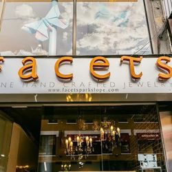 """<b>↑</b><b> <a href=""""http://www.facetsparkslope.com/"""">Facets</a></b> (97A Seventh Avenue) is great for unique jewelry, offering a selection of enchanting, vintage-looking—and actual vintage—pieces that you'd want in your collection forever. There's someth"""