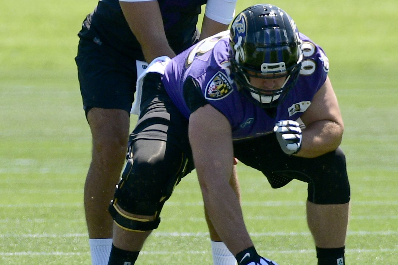 Rookie LS Trent Sieg says Ravens' reputation for special teams influenced him to sign with Baltimore