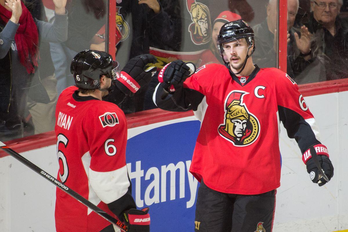"""Boy, we sure are good at hockey!"""