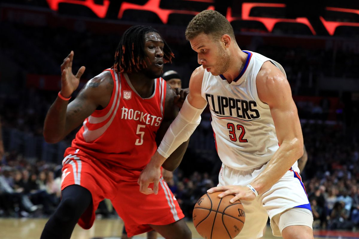 buy online d0ef3 a5a94 Report: Montrezl Harrell Included in Rockets' Trade Package ...