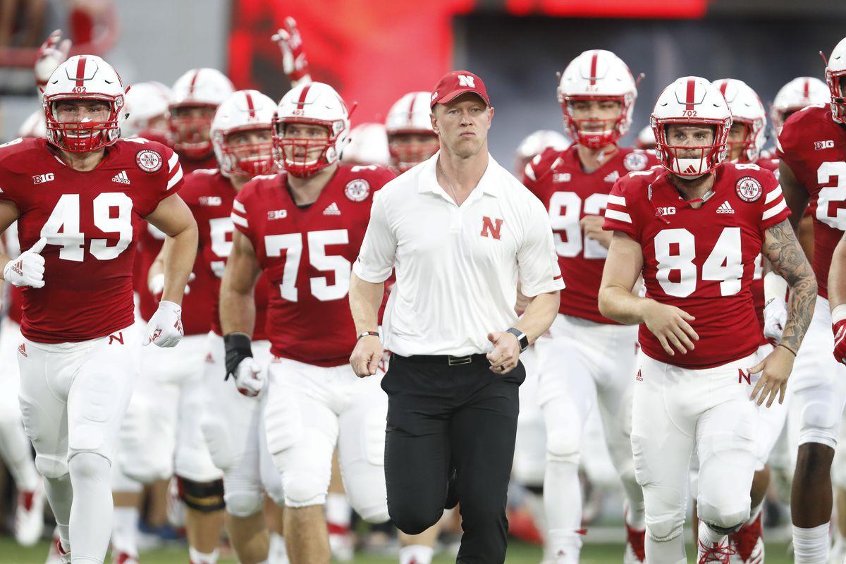 NCAA Football: Akron at Nebraska