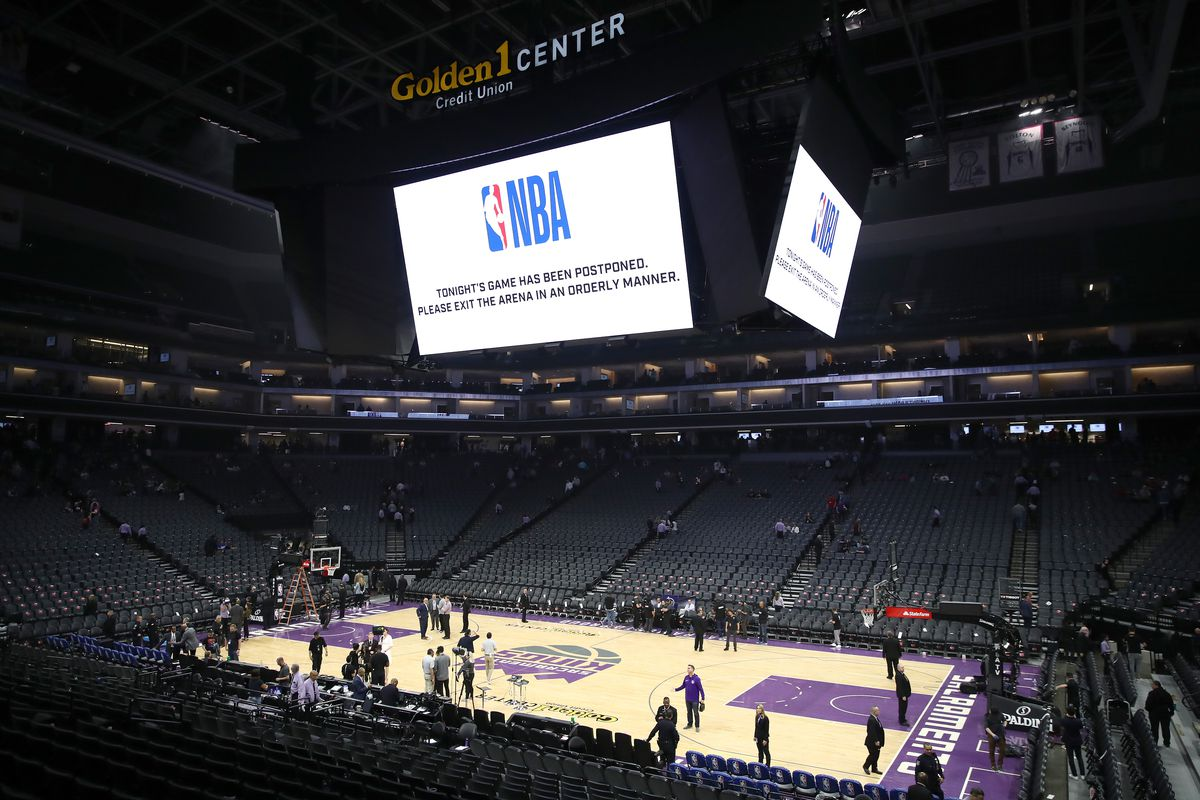 The Nba Is Suspended After A Player Tested Positive For Coronavirus Vox