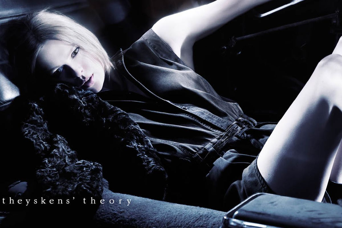 The Theyskens' Theory fall campaign