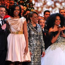 """In <b>Byron Lars</b> at the TNT """"Christmas in Washington"""" concert in Washington, DC on December 9, 2012"""