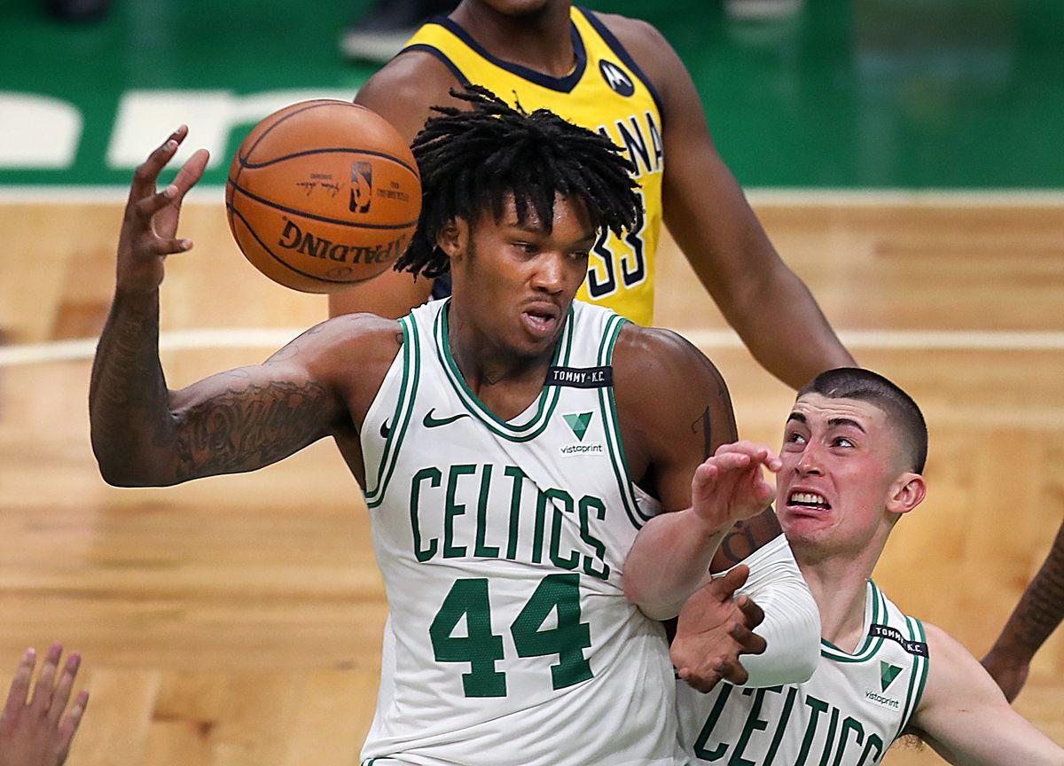 Los Angeles Lakers Vs Boston Celtics At TD Garden