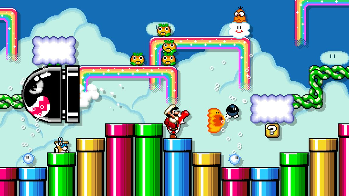 Super Mario Maker 2 review: Story Mode and level creation
