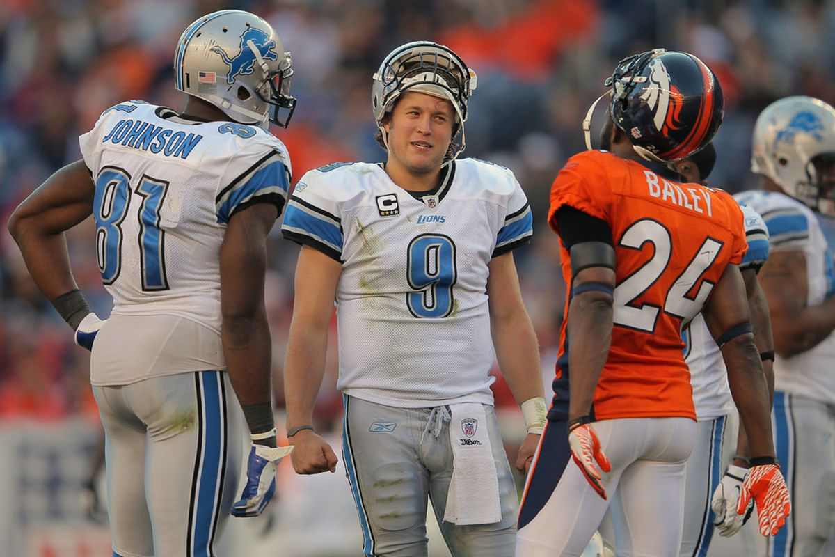 """""""You think you can stop Calvin Johnson? Challenge accepted."""""""