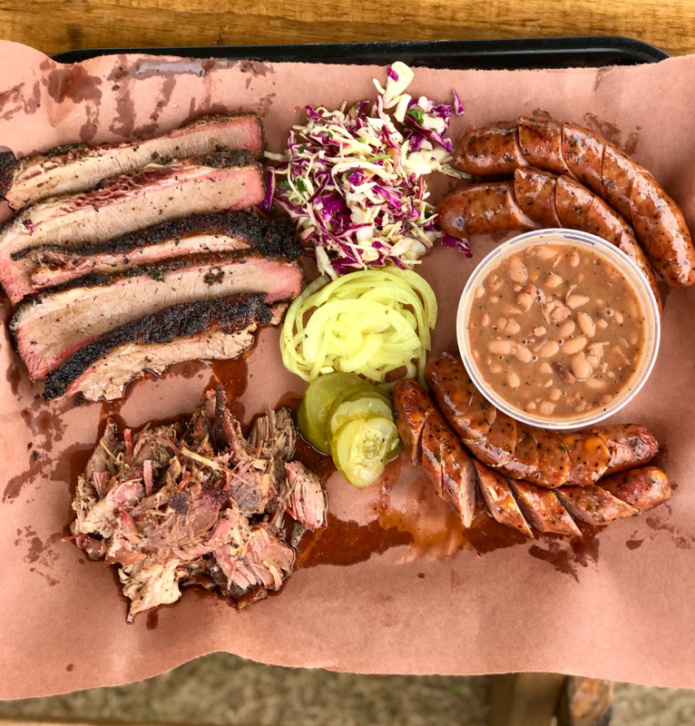 Barbecue from Valentina's Tex Mex BBQ