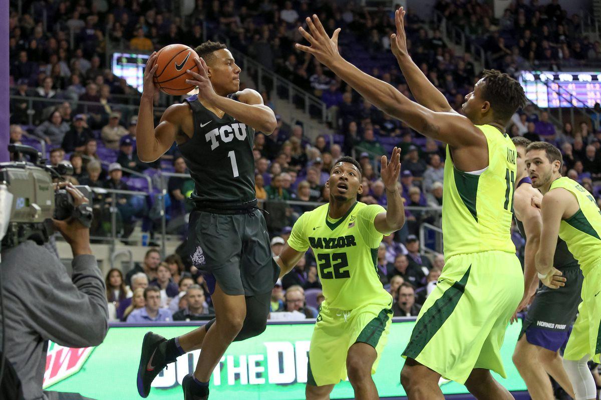 NCAA Basketball: Baylor at Texas Christian