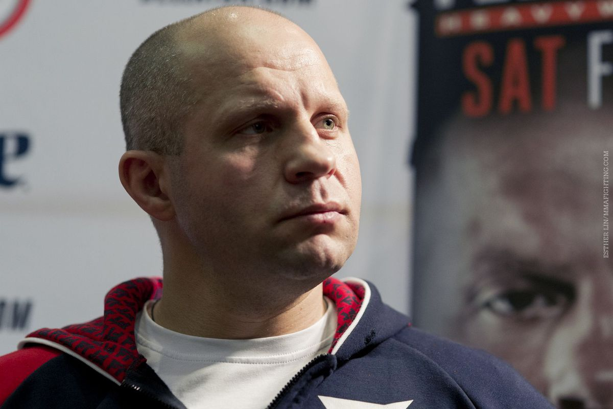 Fedors Strikeforce losing streak | Page 11 | Sherdog ...