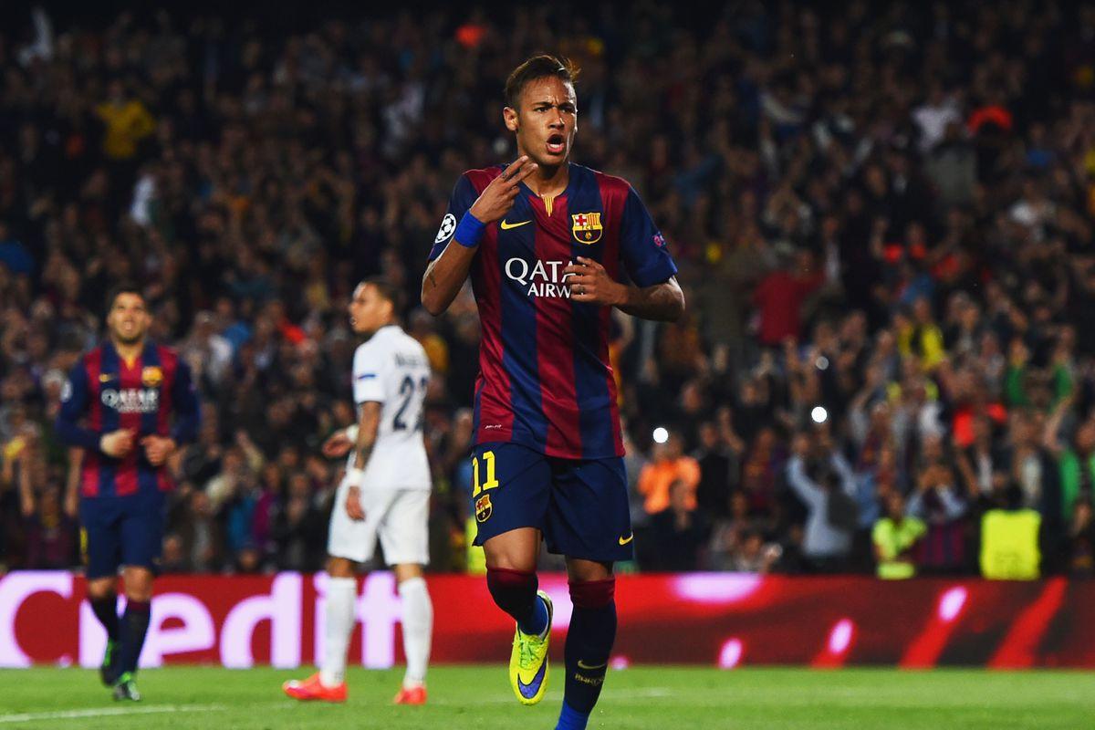 Kết quả hình ảnh cho Neymar barcelona