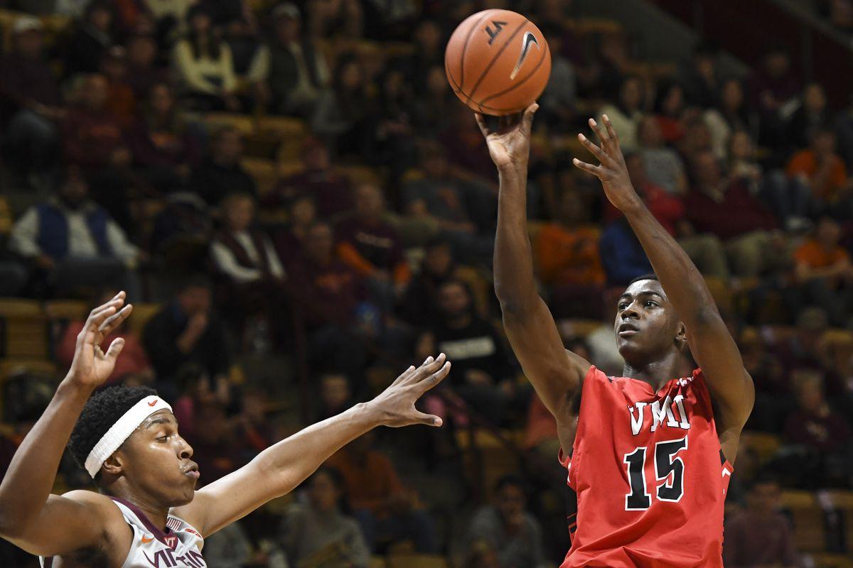 NCAA Basketball: VMI at Virginia Tech