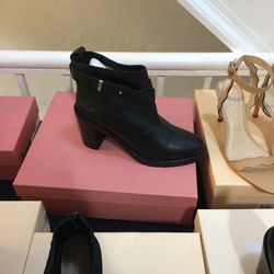 Rebecca Taylor ankle boots, size 40, $50