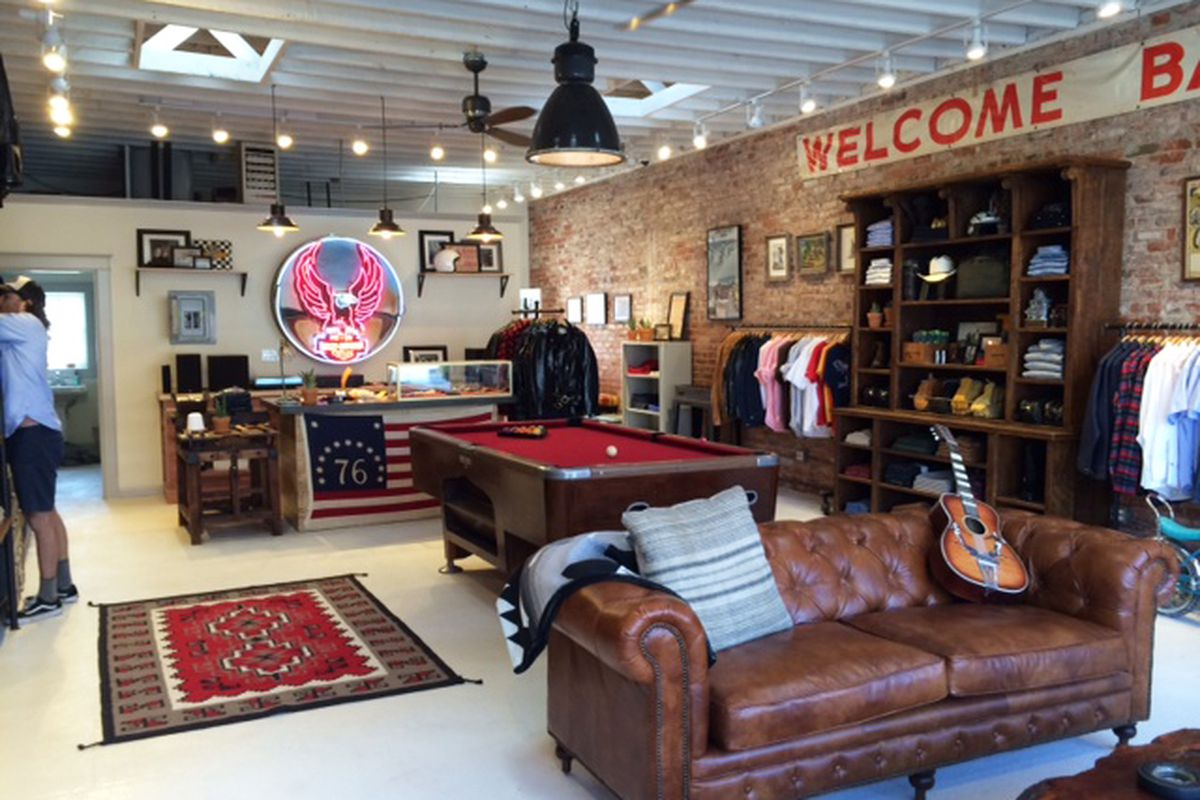 Garage Man Cave Reddit : This new usa made shop in venice is a total man cave