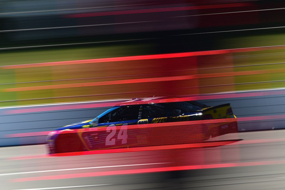 Monster Energy NASCAR Cup Series Overton's 400 - Qualifying