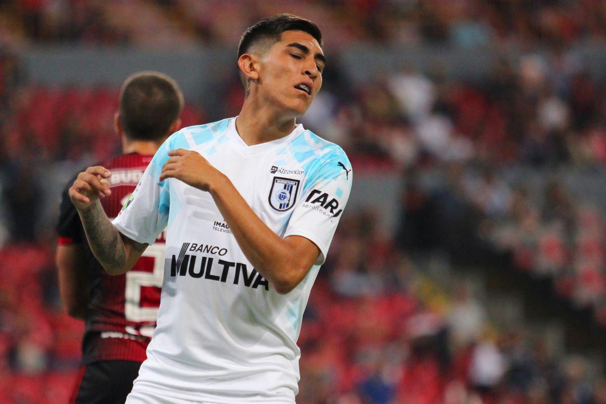 Atlas v Queretaro - Torneo Apertura 2019 Liga MX