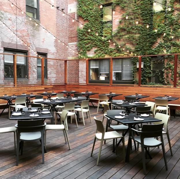 SRV patio
