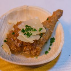 Fried quail from State Bird Provisions