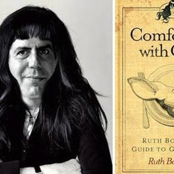 """<a href=""""http://eater.com/archives/2012/08/21/sneak-peek-ruth-bourdains-book-comfort-me-with-offal.php"""">Sneak Peek: Ruth Bourdain's Book Comfort Me With Offal</a>"""