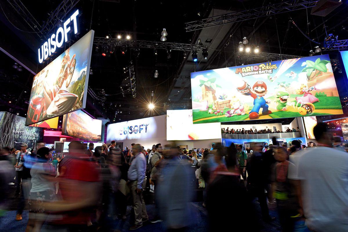 Ubisoft E3 2017 - Day 1