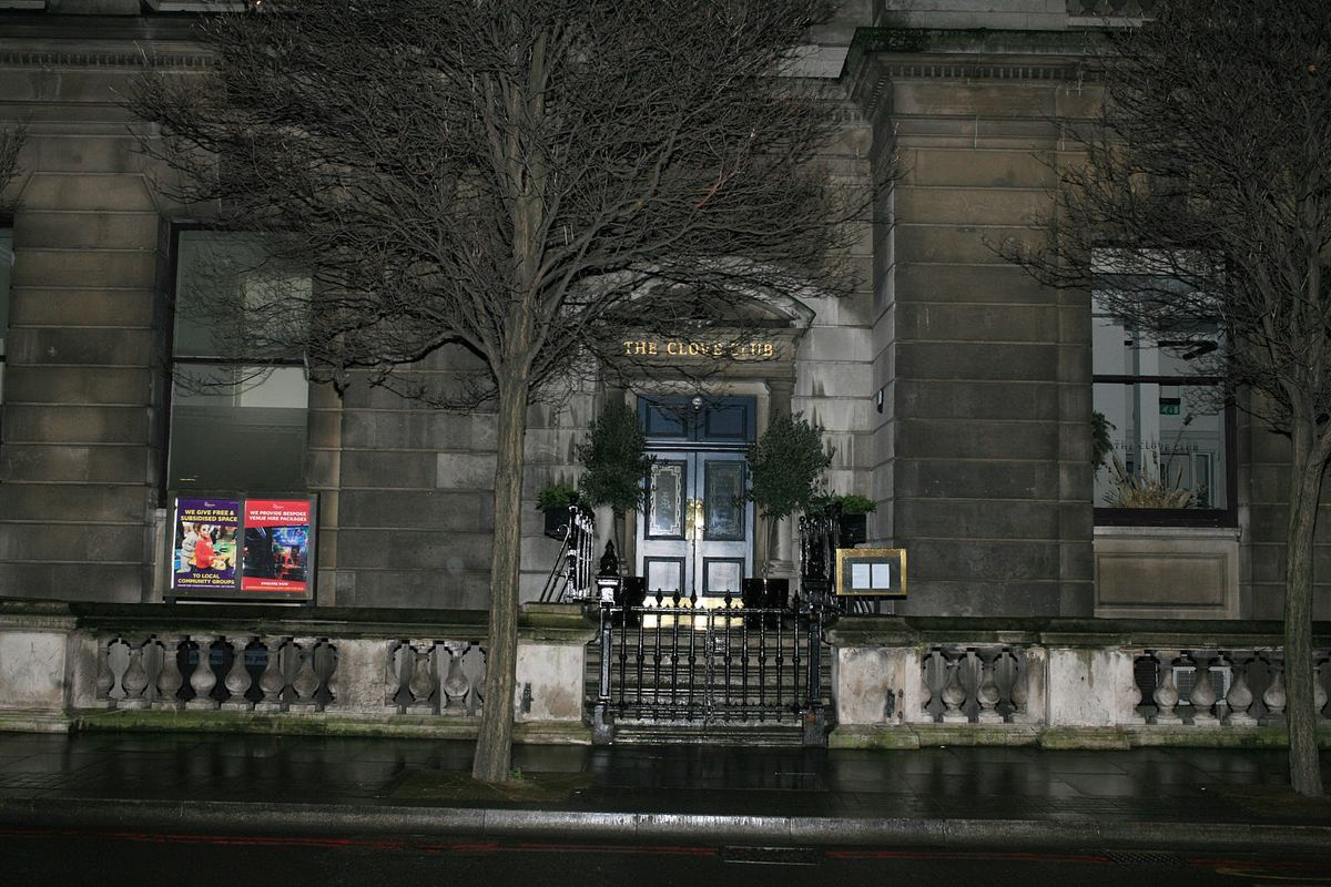 Michelin-Starred The Clove Club, Shoreditch, closed during lockdown