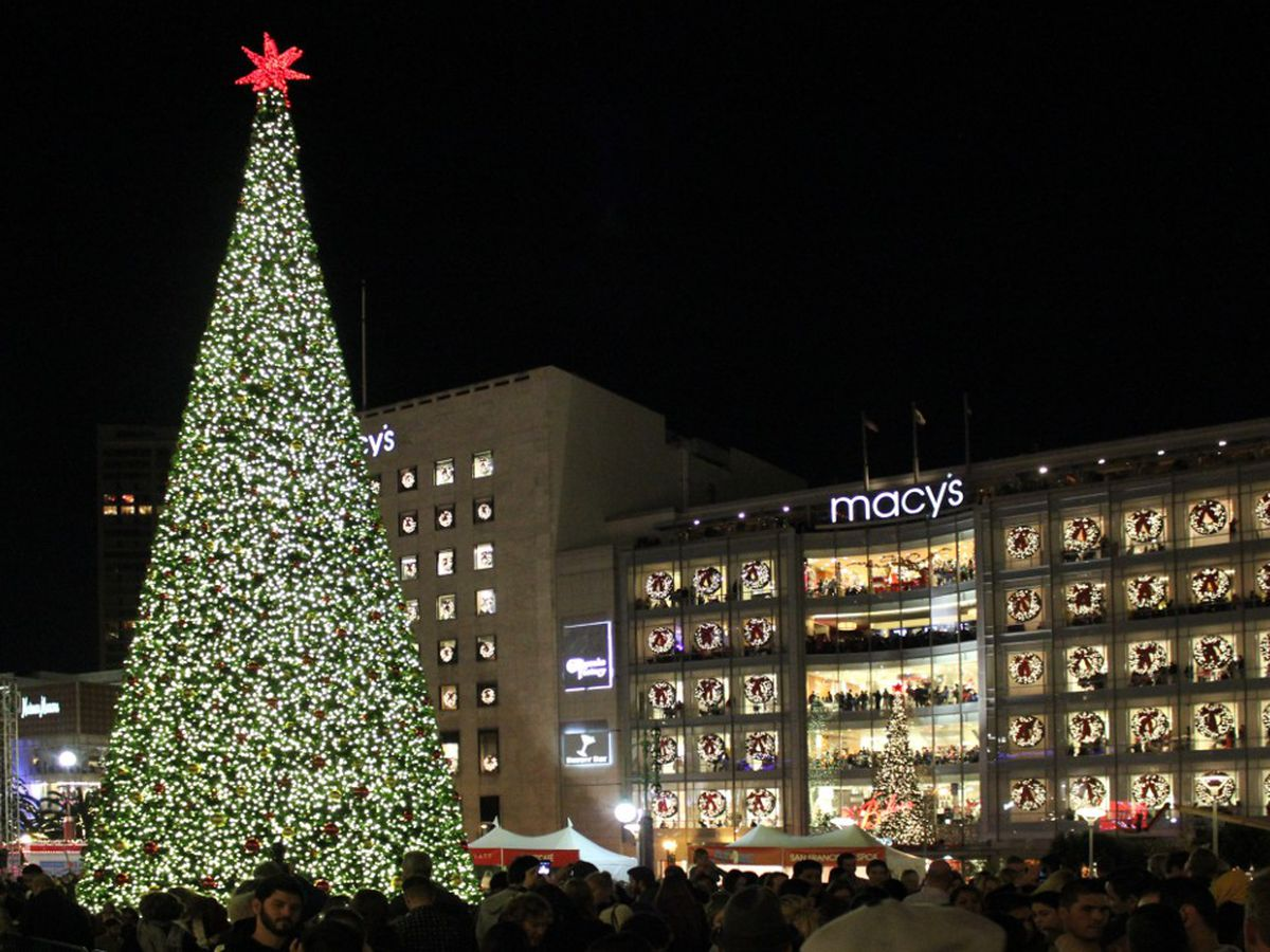 Christmas In San Francisco.Where To Eat On Christmas Eve And Christmas Day In San