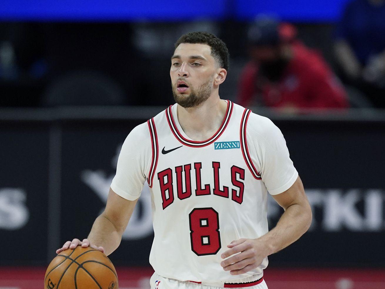 Bulls guard Zach LaVine commits to Tokyo Olympics