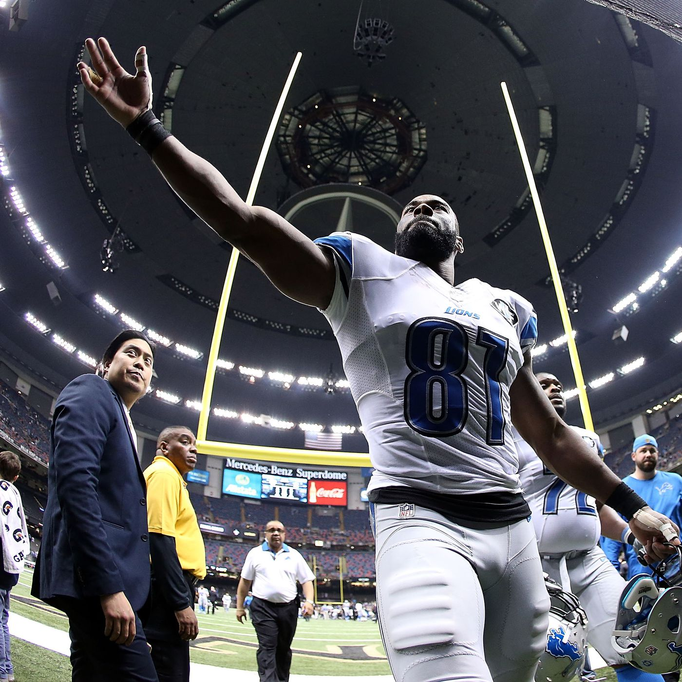 Did the Detroit Lions improve at wide receiver in 2016? Pride Of  for cheap