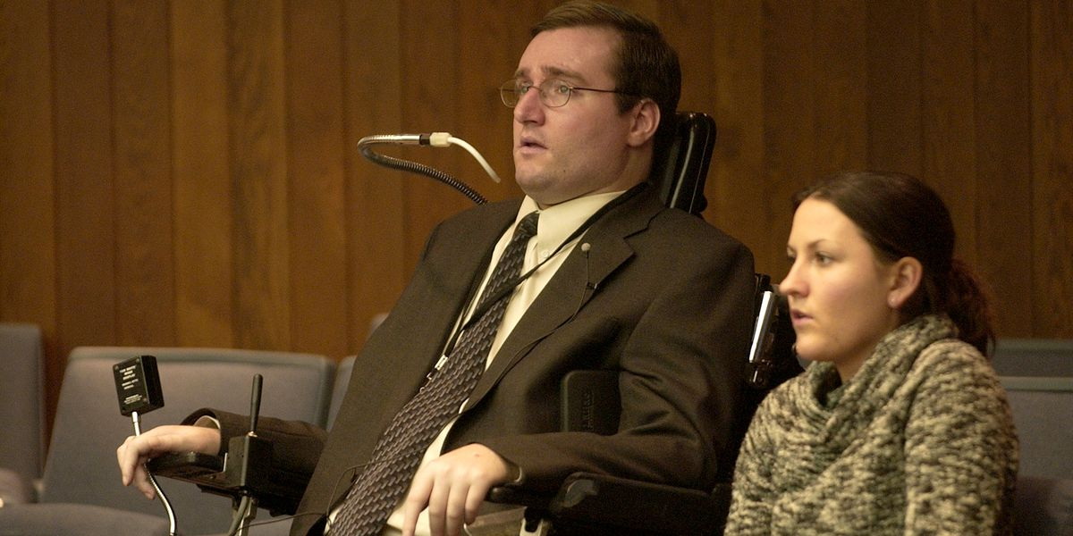 Michael Cafferty, dead at 49, rebuilt his life after car crash at 18 left him paralyzed