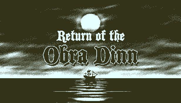 Return of the Obra Dinn cover art