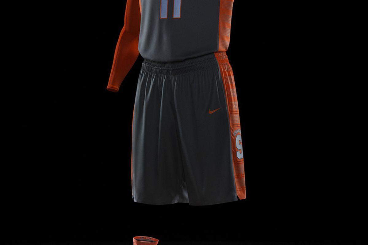 70f1228cef16 PHOTOS  Nike Unveils Hyper Elite Platinum Uniforms For 8 Schools ...