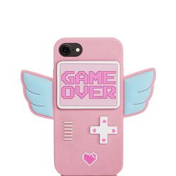 """<a href=""""https://www.bloomingdales.com/shop/product/skinnydip-london-game-over-silicone-iphone-7-8-case-100-exclusive?ID=2839900&CategoryID=1049859#fn=ppp%3Dundefined%26sp%3D1%26rId%3D96%26spc%3D78%26spp%3D36%26pn%3D1%7C1%7C36%7C78%26rsid%3Dundefined%26smp%3DmatchNone"""">Skinnydip London iPhone case</a>, $28"""