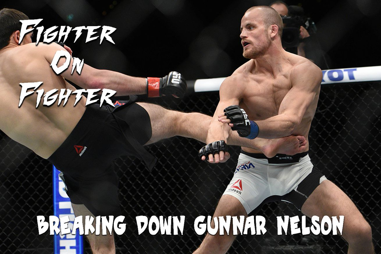 Fighter on Fighter: Breaking down UFC Fight Night 113's Gunnar Nelson