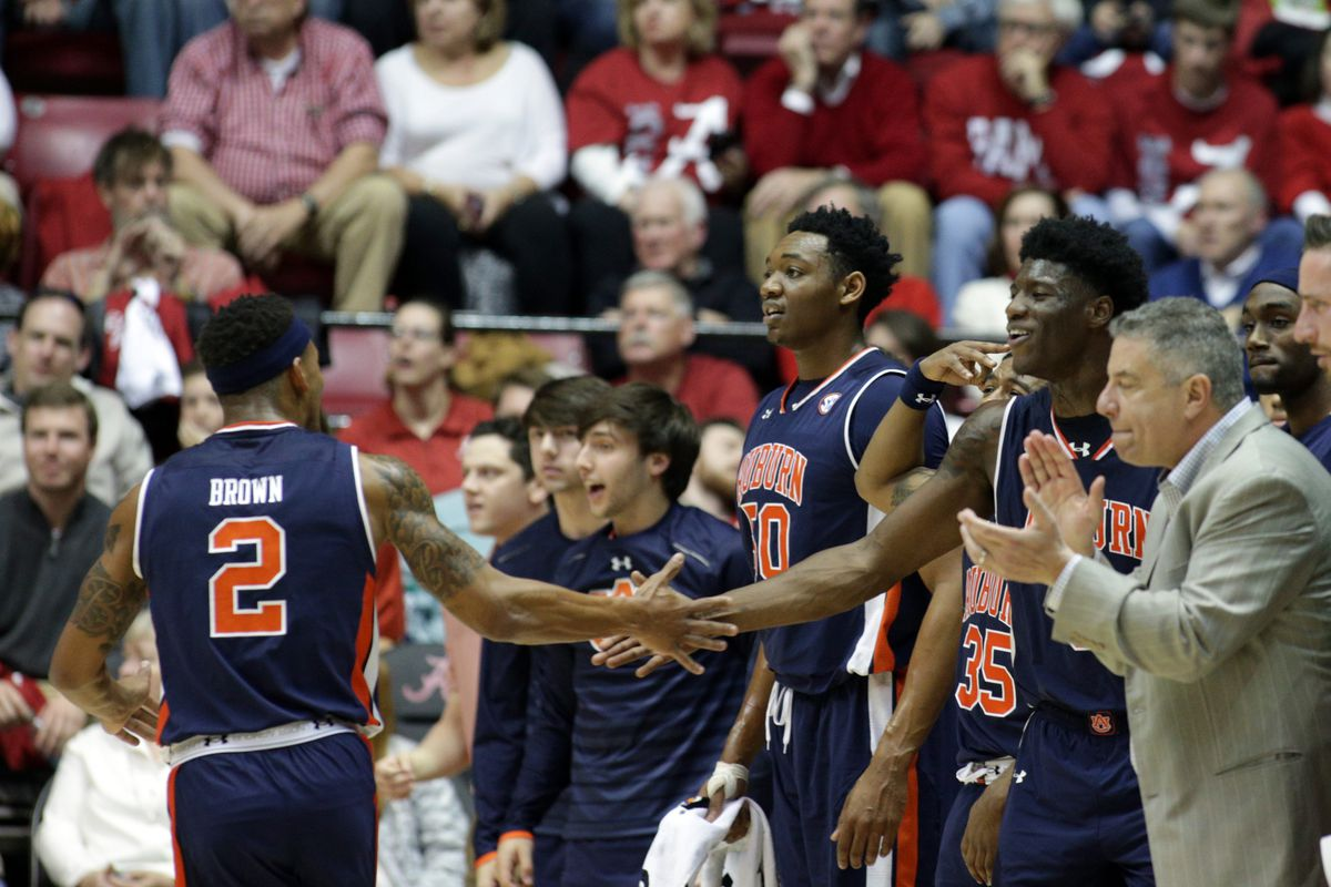 Auburn Basketball Preview Bruce Pearl S Team Is Talented