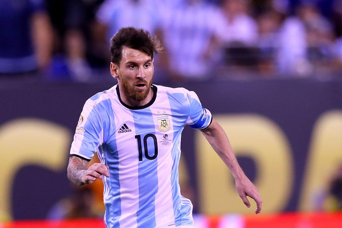 Argentina v Chile: Championship - Copa America Centenario